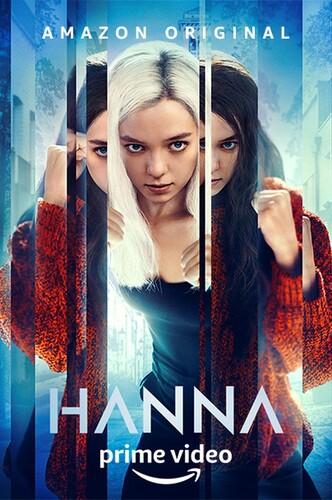 Постеры сериала «Ханна. Совершенное оружие»