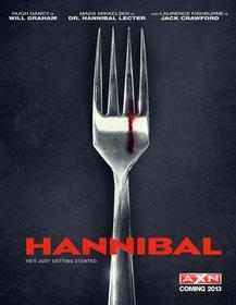 Постеры сериала «Ганнибал»