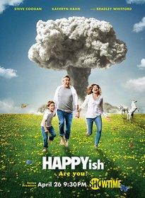 Постеры сериала «Типа счастье»