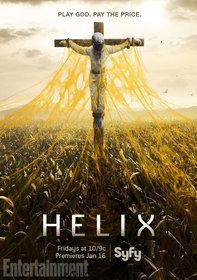 Постеры сериала «Спираль»