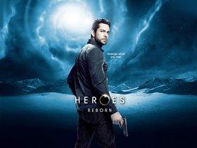 Постеры сериала «Герои: Возрождение»