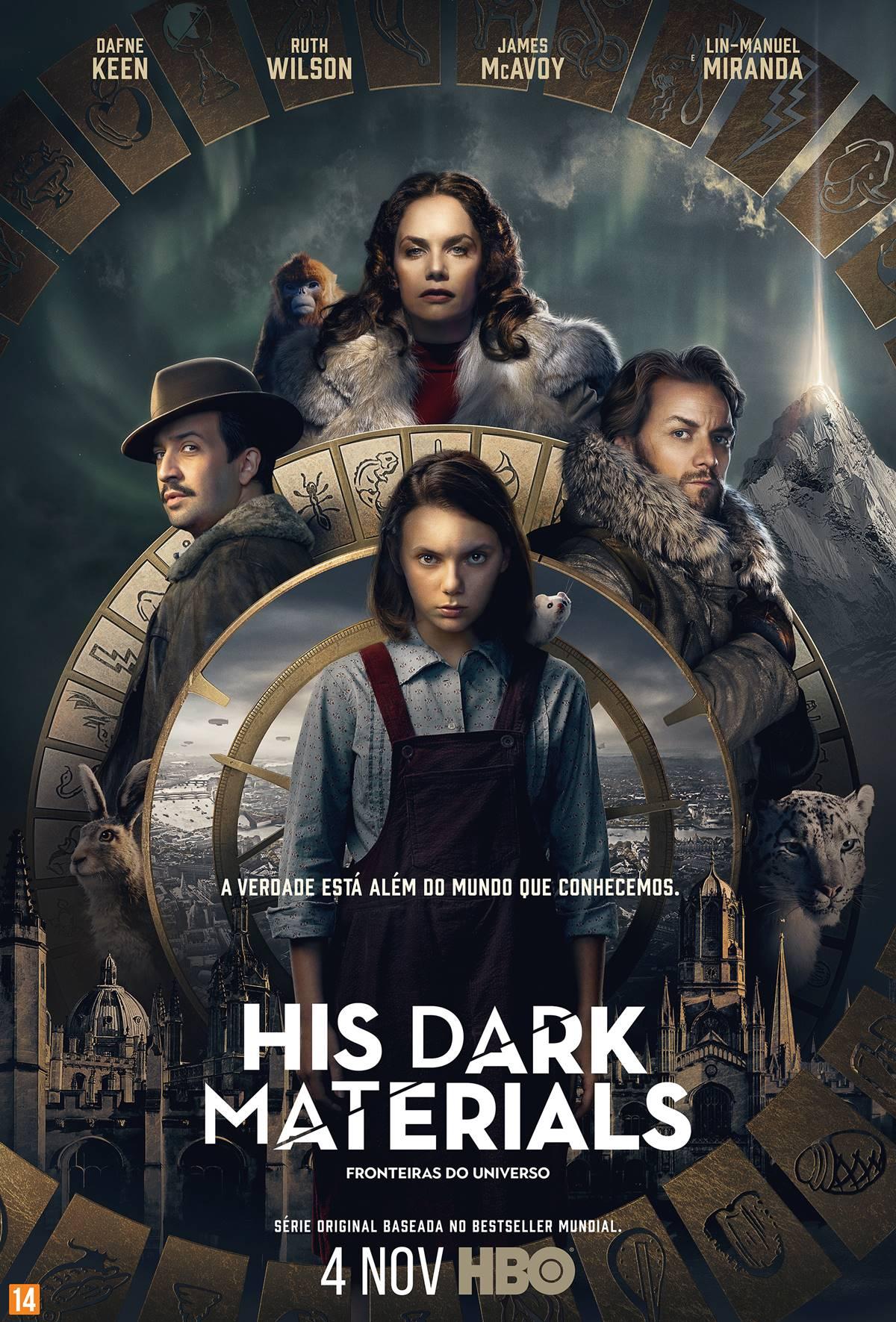 Тёмные начала, постер № 2