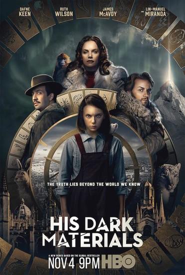 Постеры сериала «Тёмные начала»
