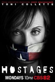 Постеры сериала «Заложники»