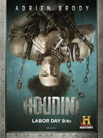 Постеры сериала «Гудини»