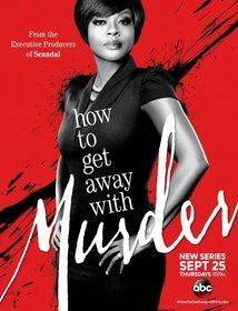Постеры сериала «Как избежать наказания за убийство»