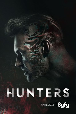 Постеры сериала «Охотники»