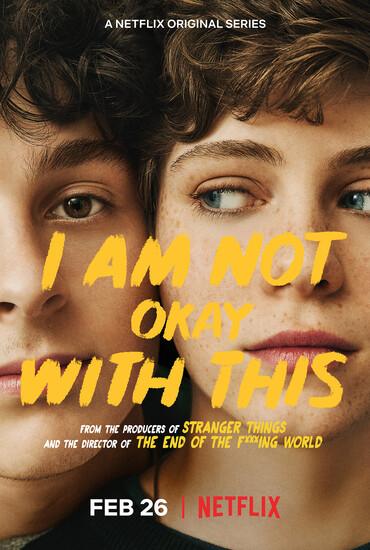 Постеры сериала «Мне это не нравится»