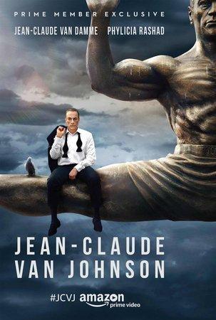 Постеры сериала «Жан-Клод Ван Джонсон»