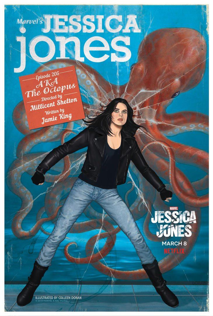 Джессика Джонс, постер № 18