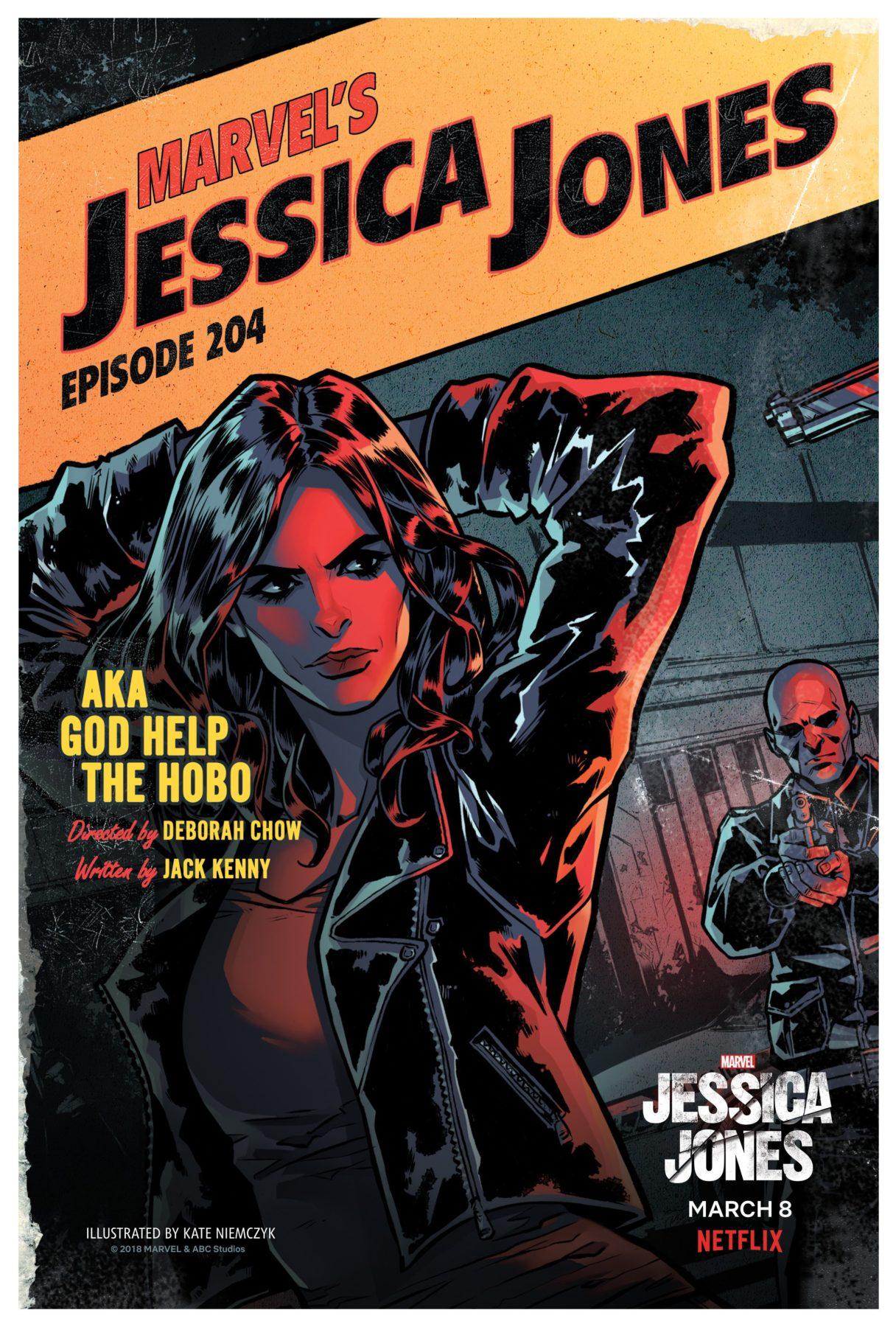 Джессика Джонс, постер № 19