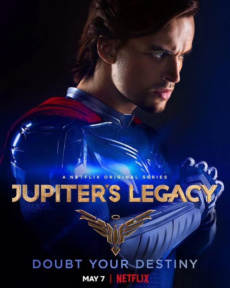 Наследие Юпитера, постер № 2