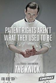 Постеры сериала «Больница Никербокер»
