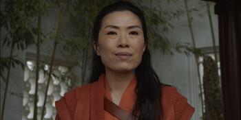 Кадры из сериала «Кунг-фу»