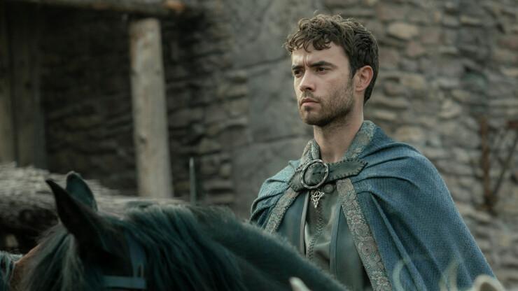 Кадры из сериала «Последнее королевство»