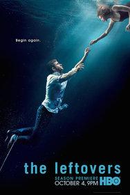 Постеры сериала «Оставленные»