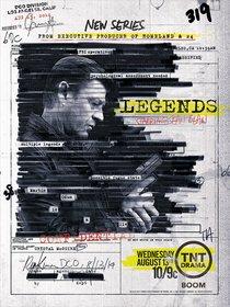 Постеры сериала «Легенды»