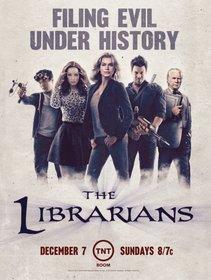 Постеры сериала «Библиотекари»