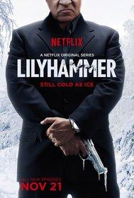 Постеры сериала «Лилихэммер»