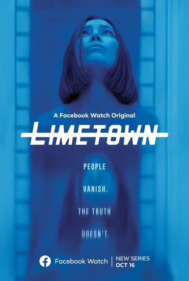 Постеры сериала «Лаймтаун»