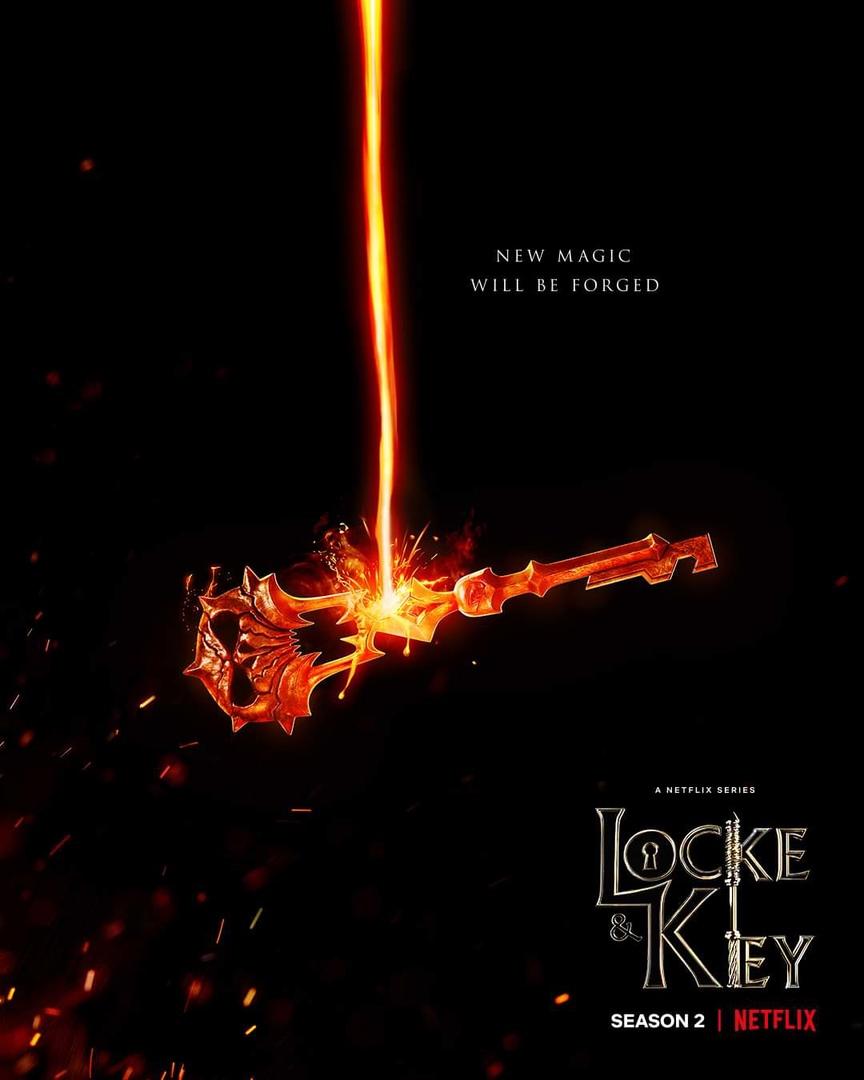 Лок и ключ, постер № 14