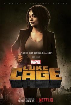 Постеры сериала «Люк Кейдж»