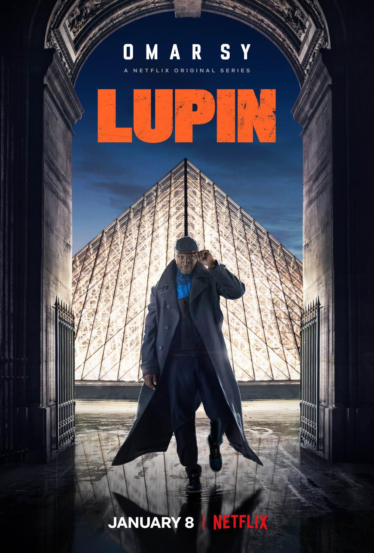 Люпен, постер № 3