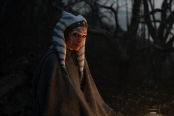 Кадры из сериала «Мандалорец»