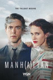 Постеры сериала «Манхэттен»