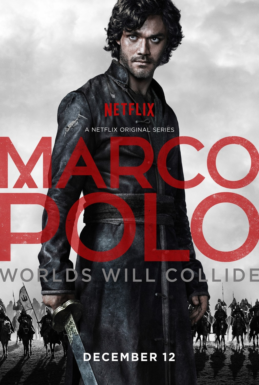 Марко Поло, постер № 1