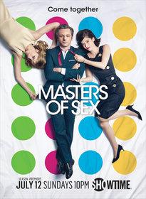 Постеры сериала «Мастера секса»