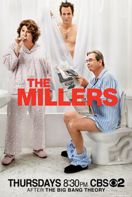 Постеры сериала «Миллеры в разводе»