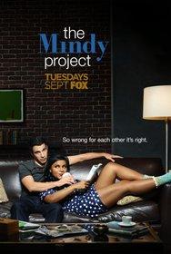Постеры сериала «Проект Минди»