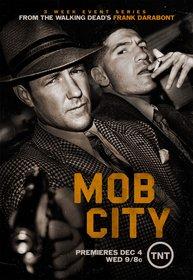 Постеры сериала «Город гангстеров»