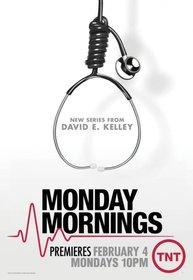 Постеры сериала «Утро понедельника»