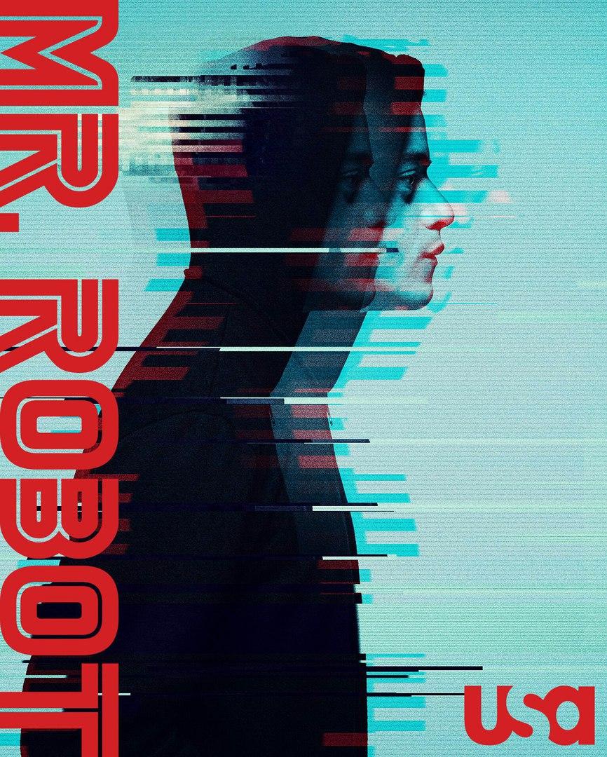 Мистер Робот, постер № 16