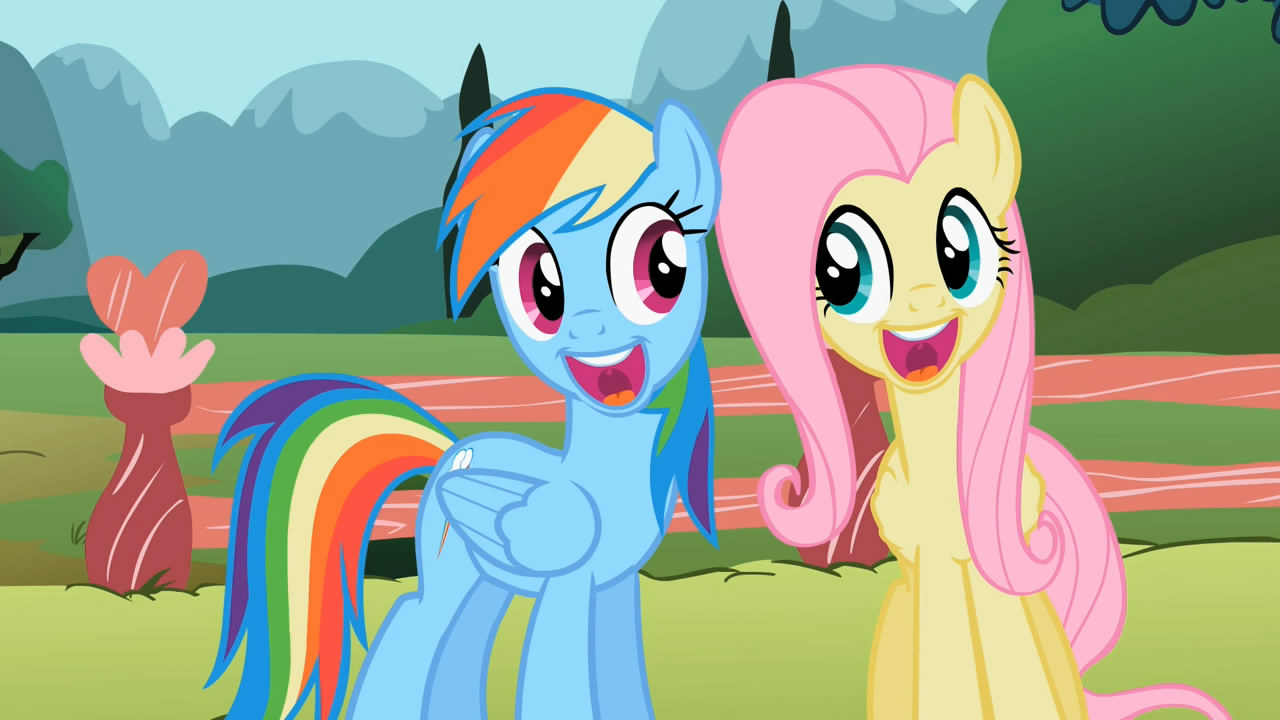 Мой маленький пони: Дружба — это магия, кадр № 131