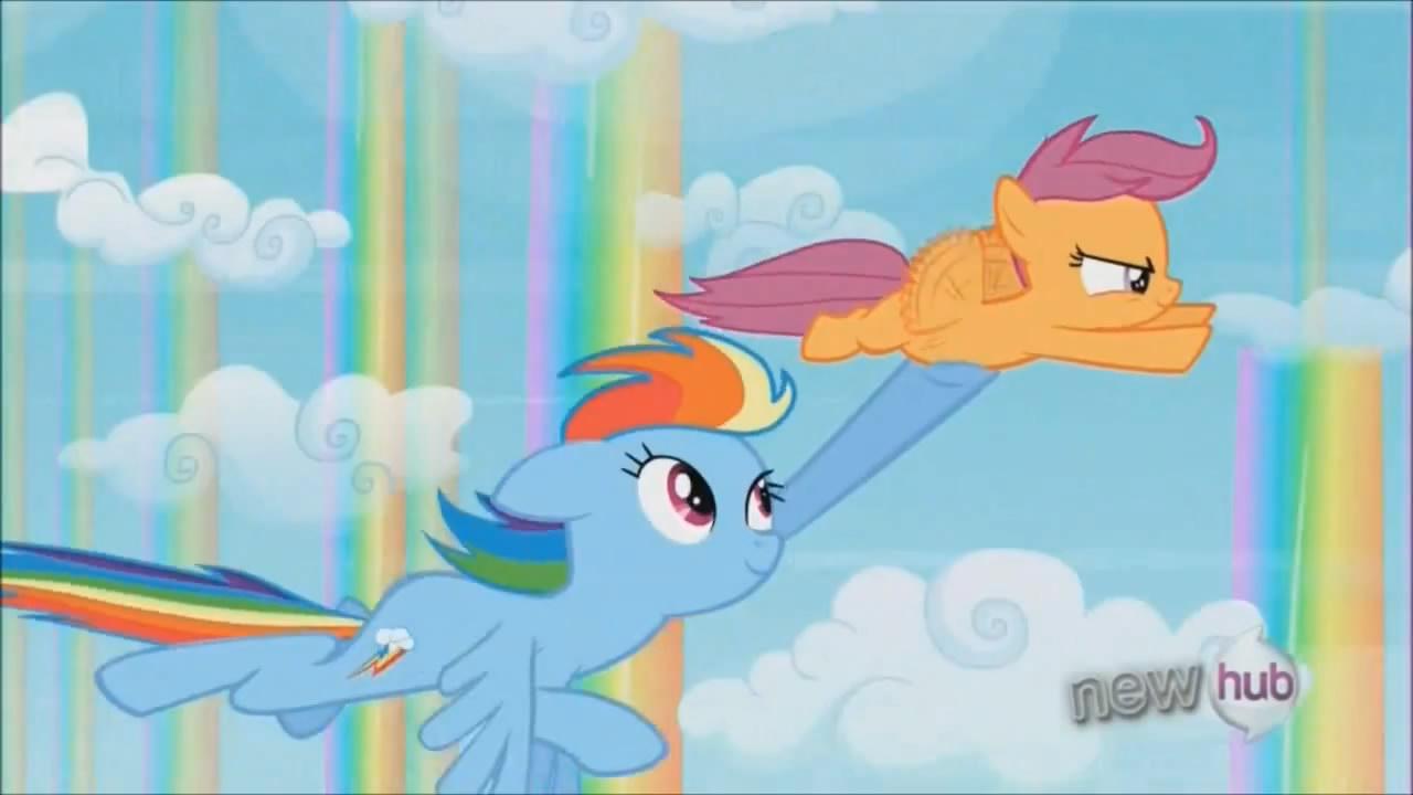 Hasbro my little pony моя маленькая пони домик