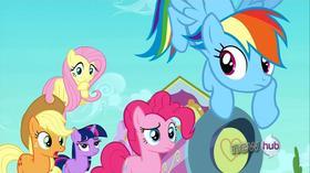 Мой маленький пони: Дружба — это магия