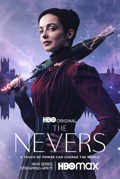 Постеры сериала «Невероятные»