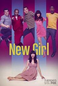 Постеры сериала «Новенькая»