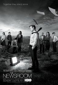 Постеры сериала «Отдел новостей»