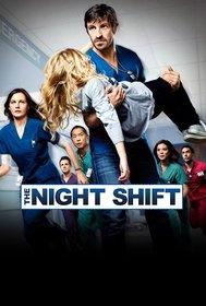 Постеры сериала «Ночная смена»