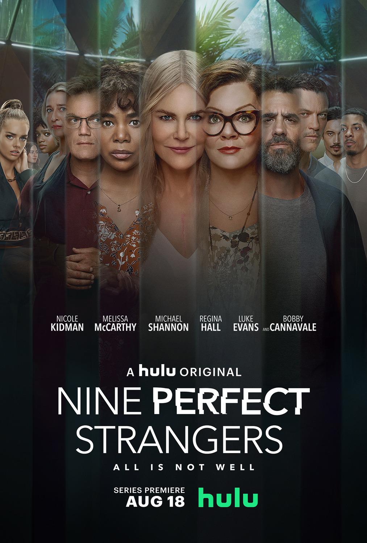 Девять совсем незнакомых людей, постер № 2