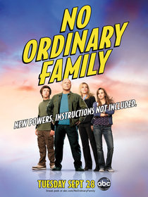 «Необычная семейка» (No Ordinary Family)