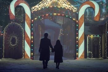 Кадры из сериала «Страна Рождества»