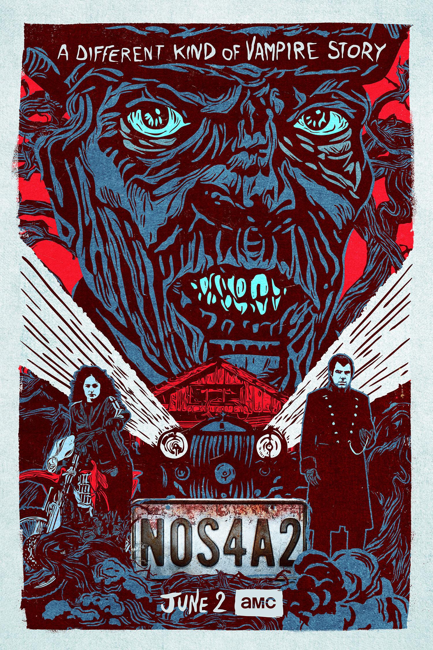 NOS4A2, постер № 2