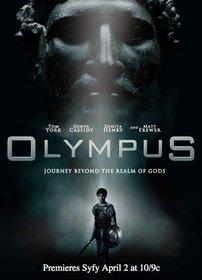 Постеры сериала «Олимп»