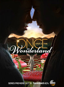 Постеры сериала «Однажды в Стране Чудес»
