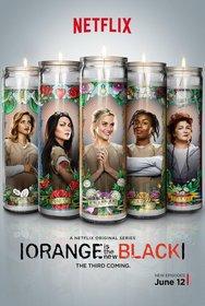 Постеры сериала «Оранжевый — хит сезона»